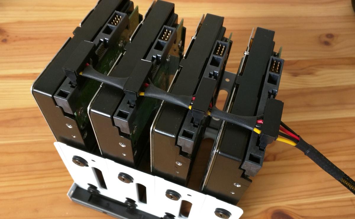 Building a Low Power Closet Media Server – Paul Biggins